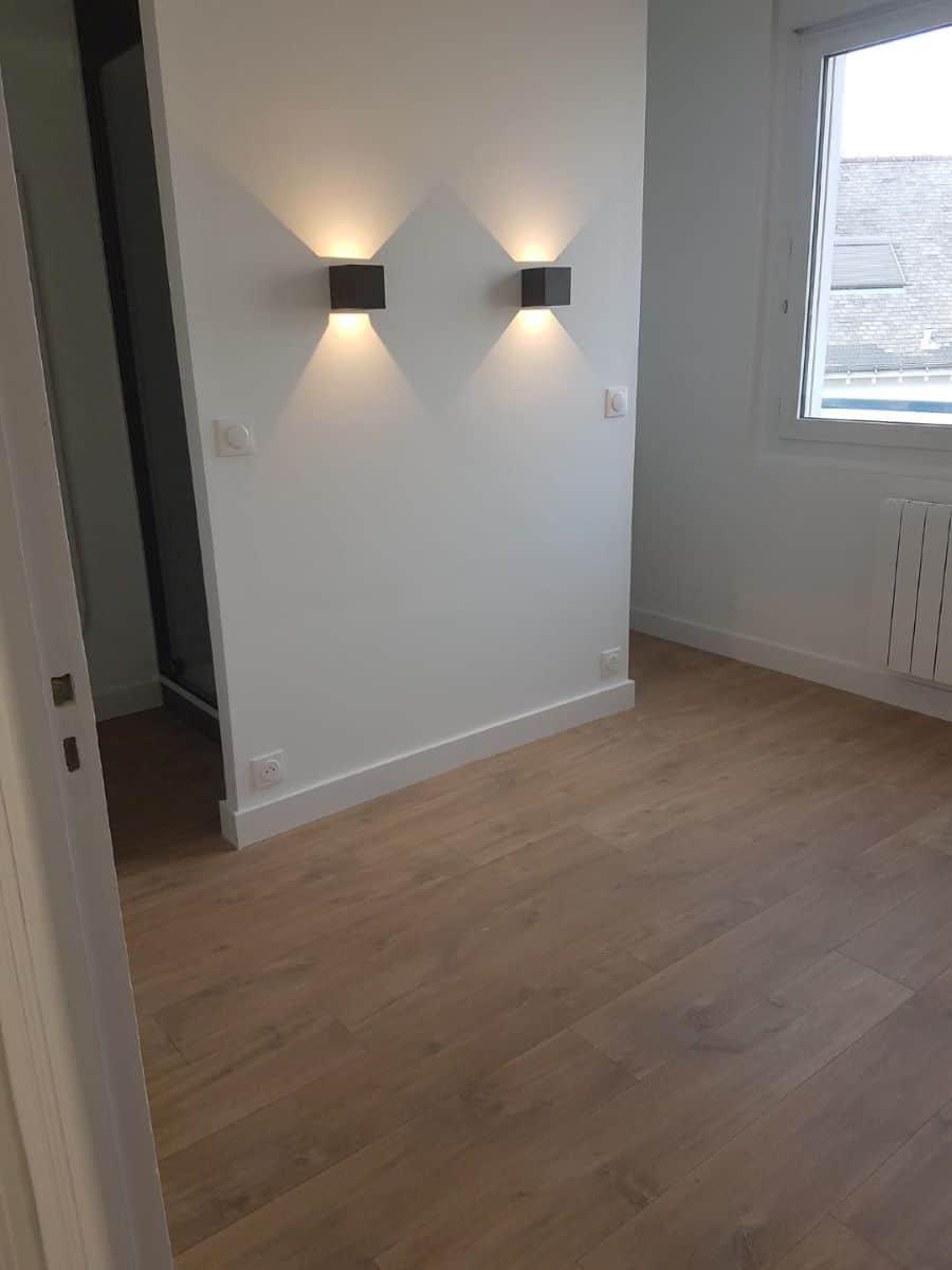 Rénovation d'un appartement en vue de sa mise en location à Lorient (56)