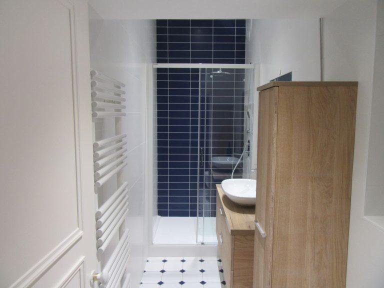 Rénovation complète d'un appartement à Nancy (54)