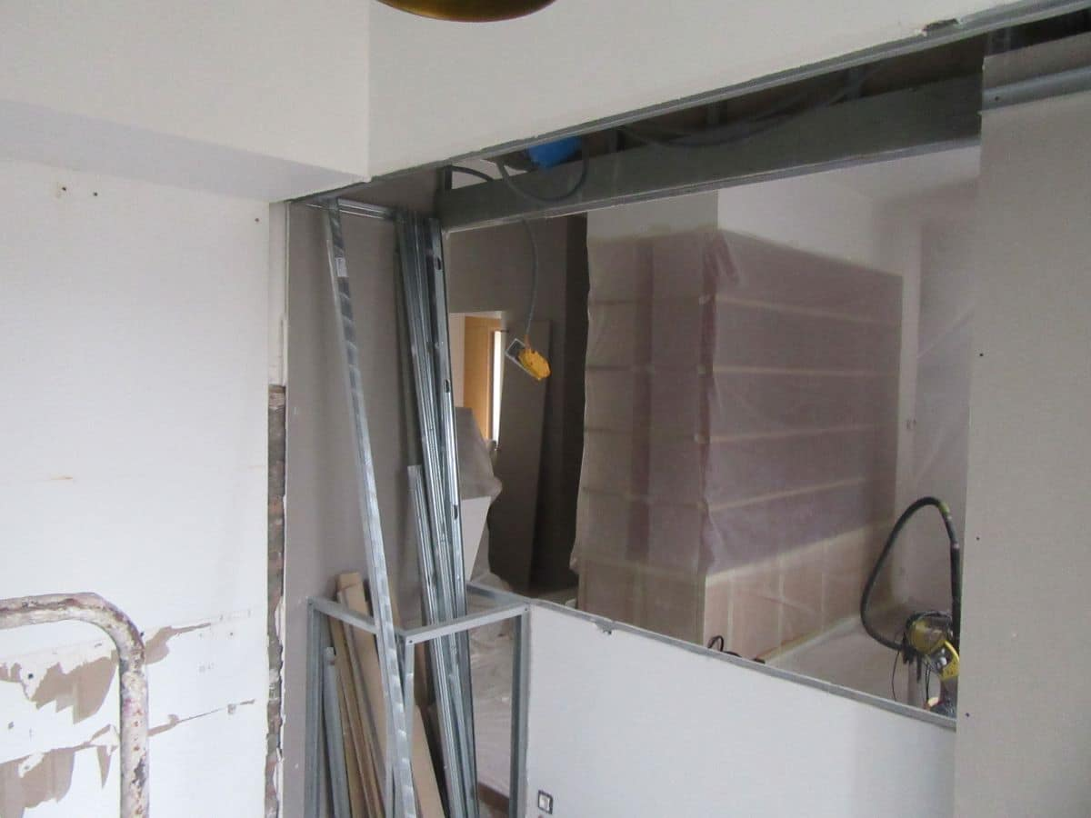 Rénovation d'une cuisine à Nancy (54)