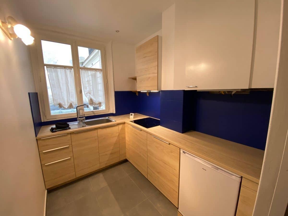 Rénovation d'une cuisine à Paris (75)