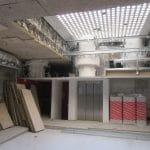 Isolation, pose de cloisons - rénovation d'un local professionnel à Nancy