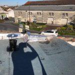 toit terrasse rénové - rénovation d'un toit terrasse à Cognac