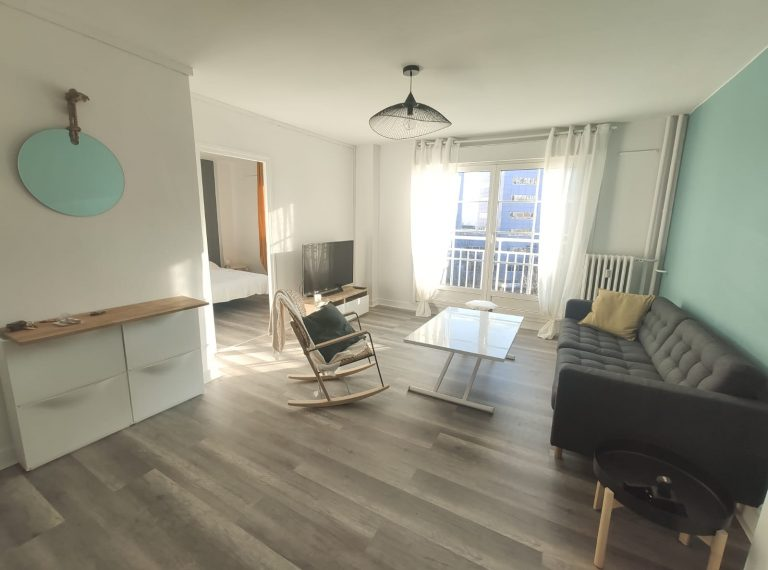 Rénovation d'un appartement à Lille (59)