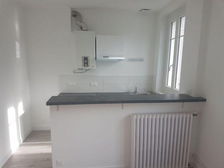 Rénovation complète d'un appartement à Lorient (56)