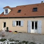 Rénovation de couverture à Sainte-Gemme-Moronval