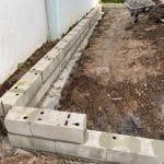 Terrassement - Construction d'une extension de maison en bois à Ambarès et Lagrave