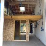 Création d'une mezzanine - Construction d'une extension de maison en bois à Ambarès et Lagrave