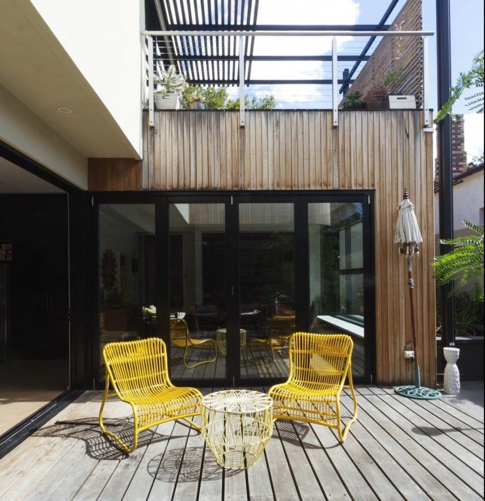 extension de maison en bois par illiCO travaux Draveil