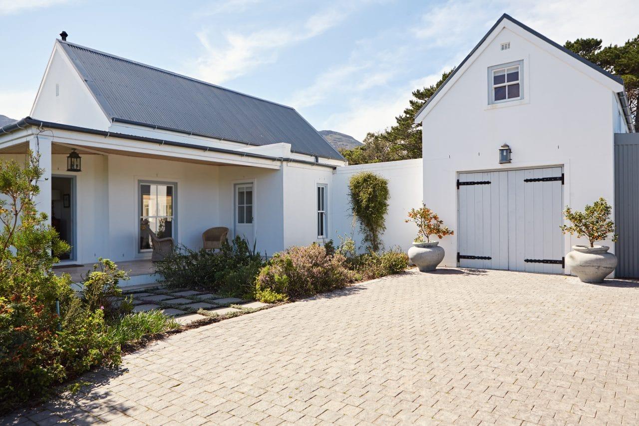 extension maison Thouars : extension attenante en parpaing