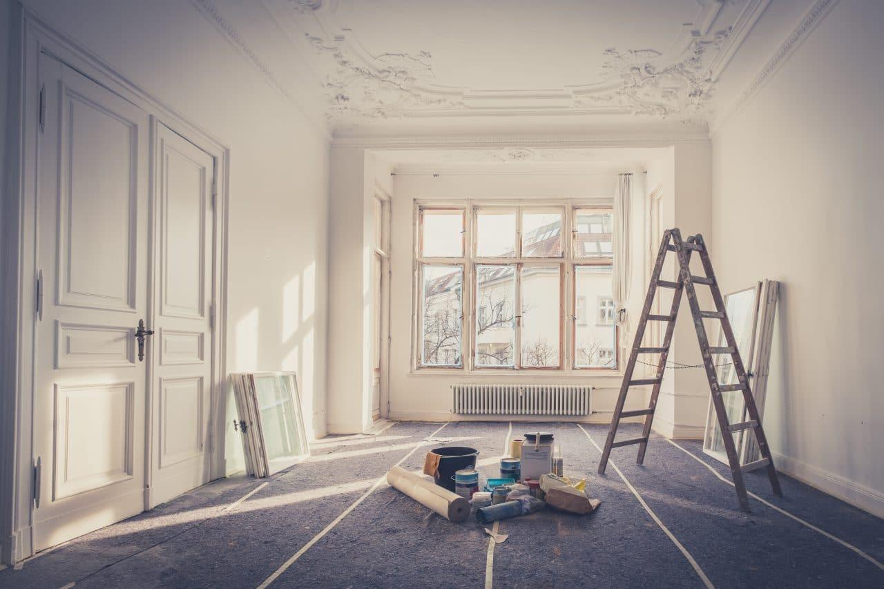 Rénovation d'appartement au Mans par illiCO travaux Le Mans