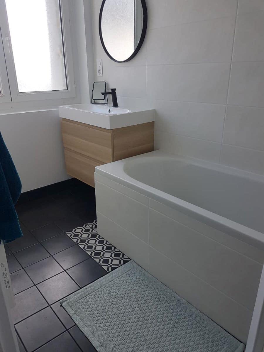 Rénovation complète d'un appartement en centre-ville de Lorient (56)