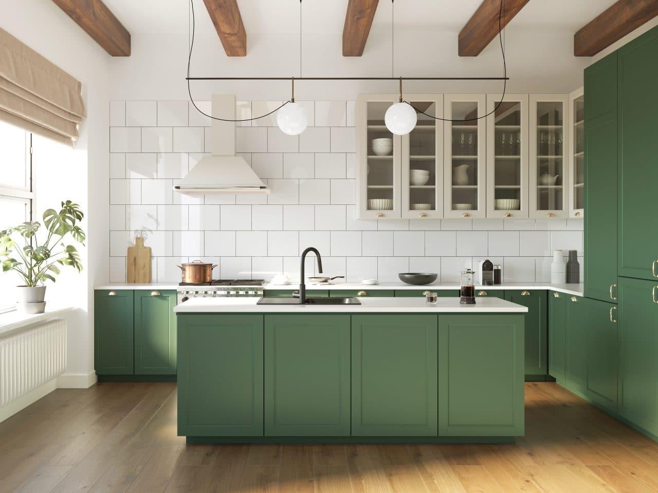 renovation appartement dijon : renovation de cuisine