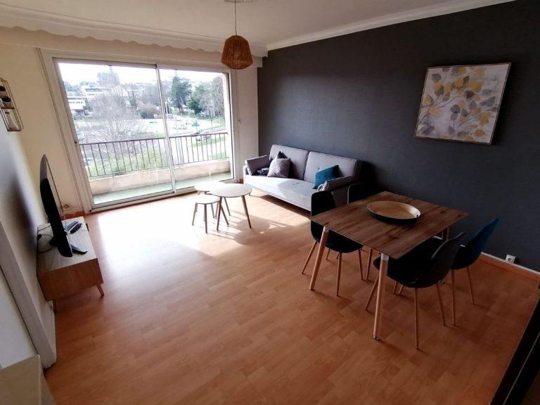 Rénovation d'un appartement pour une colocation à Limoges (87)