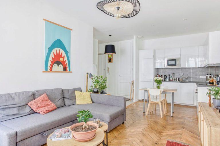 Rénovation complète d'un appartement à Lyon (69)