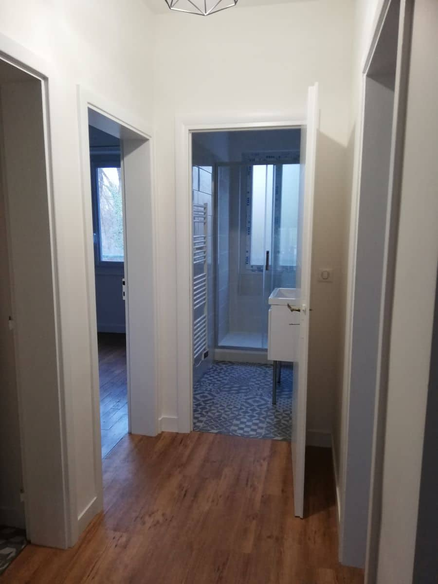 Rénovation complète d'une maison à Limoges (87)