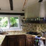 Cuisine avant travaux - rénovation d'une cuisine à Beynes