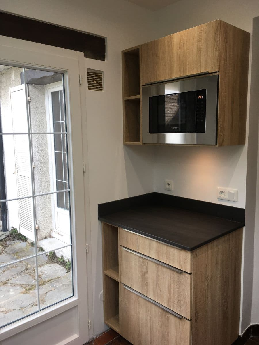 Rénovation d'une cuisine à Beynes (78)
