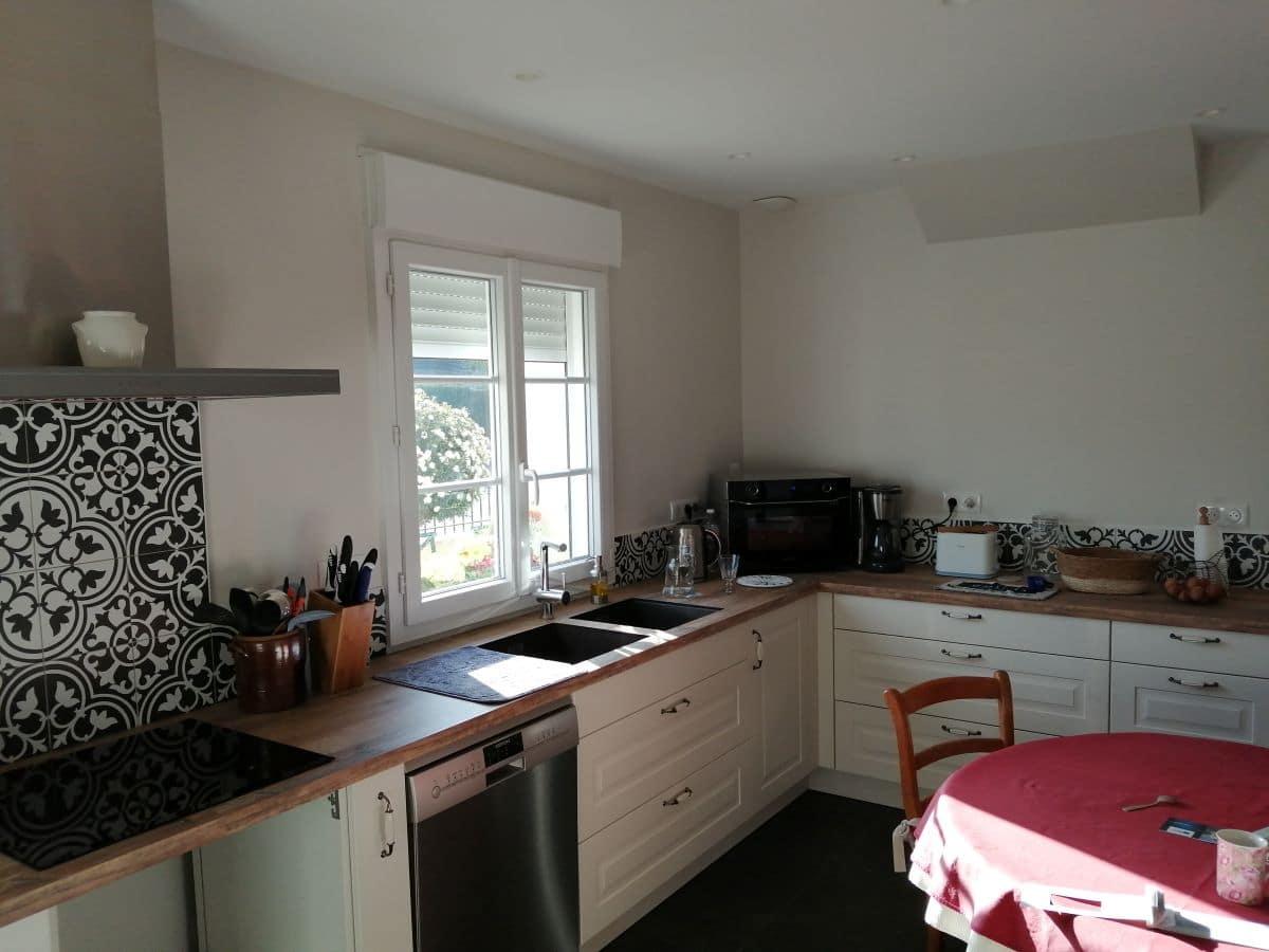 Rénovation d'une cuisine au Coudray près de Chartres (28)