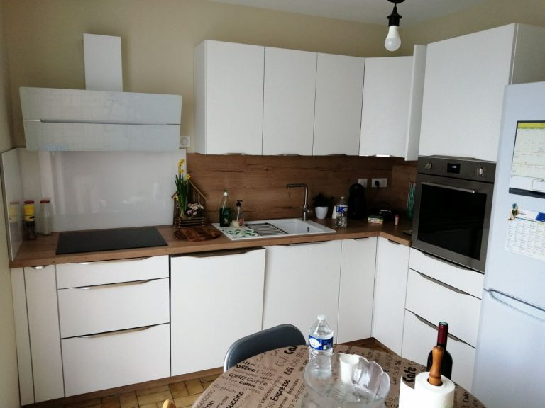 Rénovation d'une cuisine à Mainvilliers (28), près de Chartres