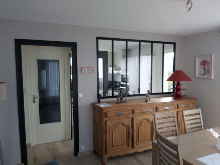 Rénovation complète d'un étage d'une maison à Niort (79)