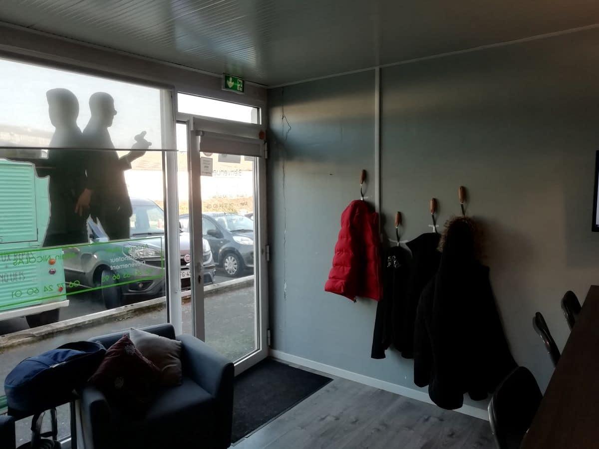 Rénovation d'un local professionnel à Gallardon (28)