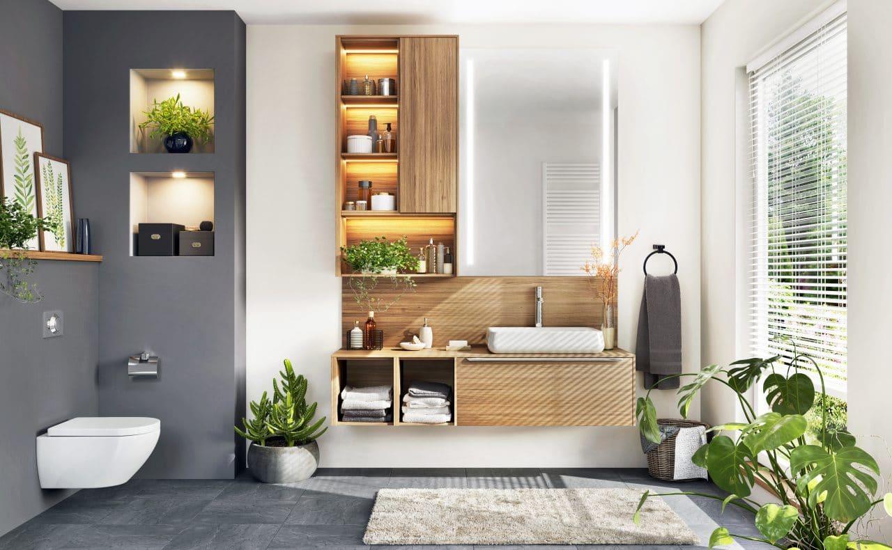 renovation maison ambares : renovation de salle de bain