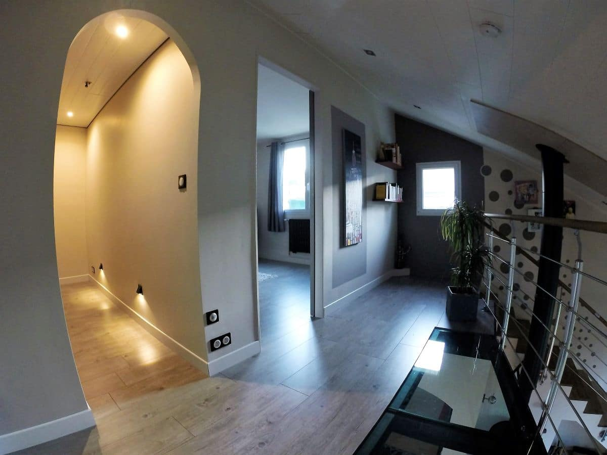 Rénovation complète d'une maison à Etiolles, en Essonne (91)
