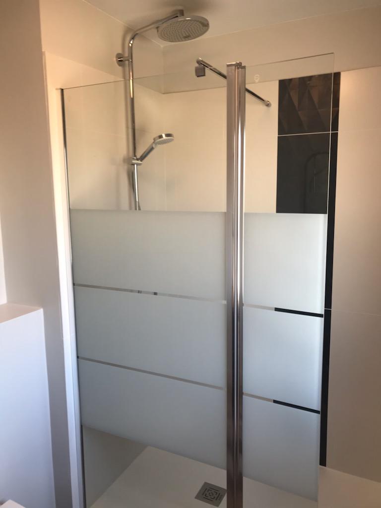 Rénovation d'une salle de bain à La Rochelle (17)