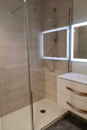Rénovation d'une salle de bain à Limoges (87)