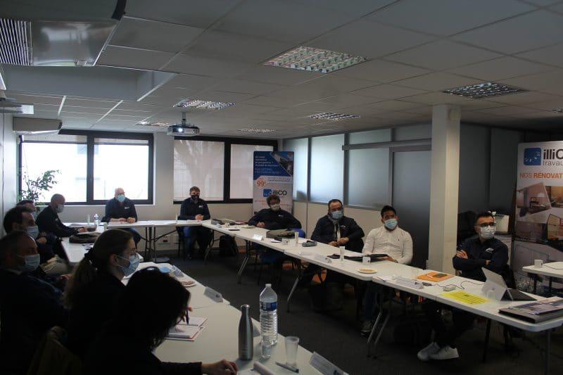Nouvelle session de formation initiale à Niort