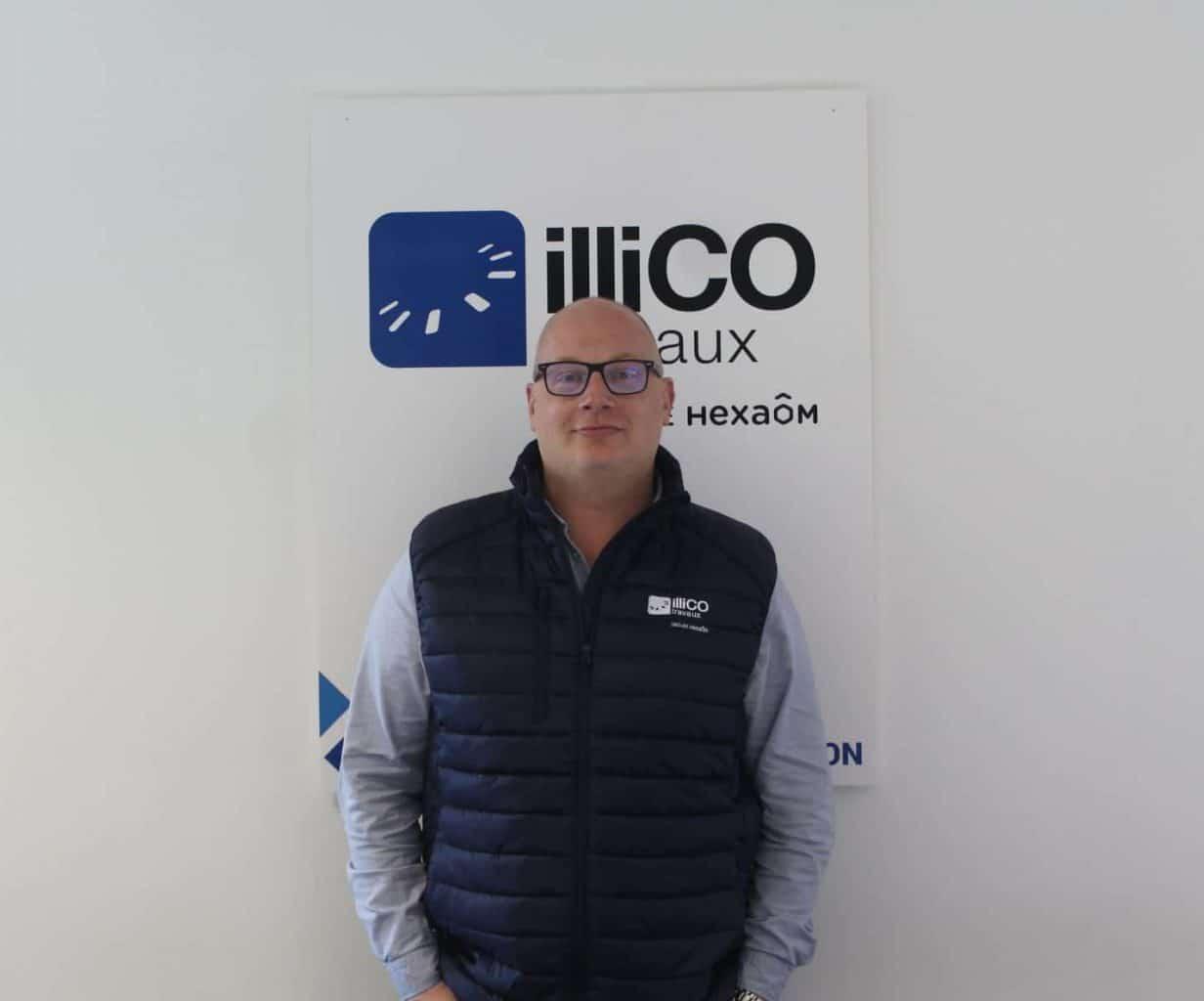 Marc Jacobi responsable illiCO travaux Metz Ouest - Marly