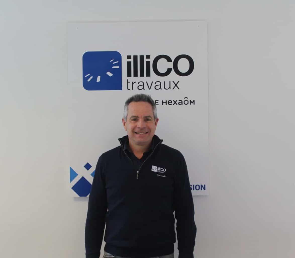 Raphaël Bibolet responsable illiCO travaux La Baule - Pornichet