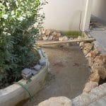 Etanchéité du bassin Aménagement extérieur d'un patio près de Monptellier