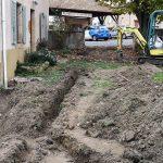 Travaux de terrassement - Aménagements extérieurs à Glaine Montaigut