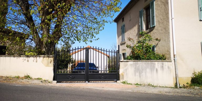 Aménagements extérieurs à Glaine Montaigut (63)