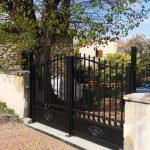 Seuil et portail - Aménagements extérieurs à Glaine Montaigut