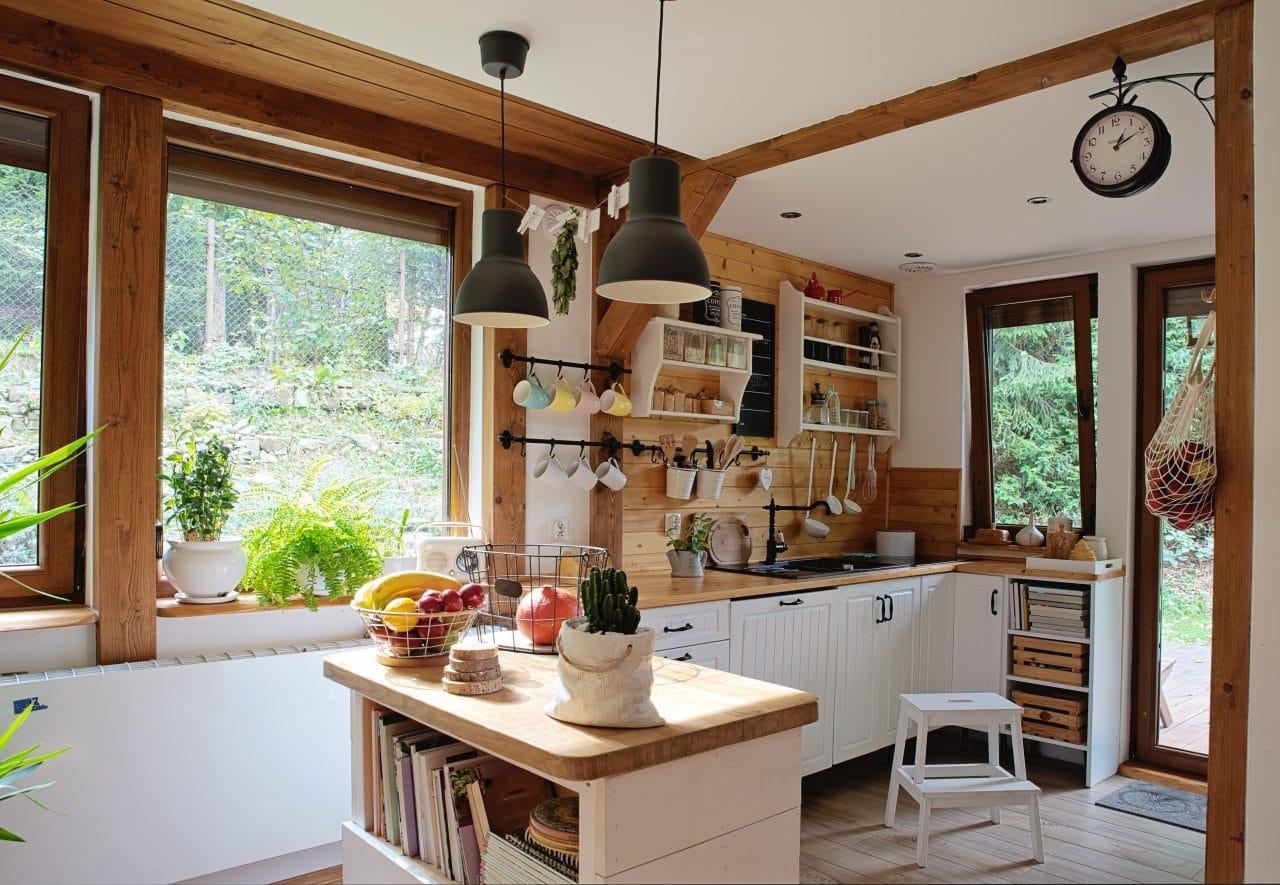 extension de maison à Sarreguemines - cuisine par illiCO travaux