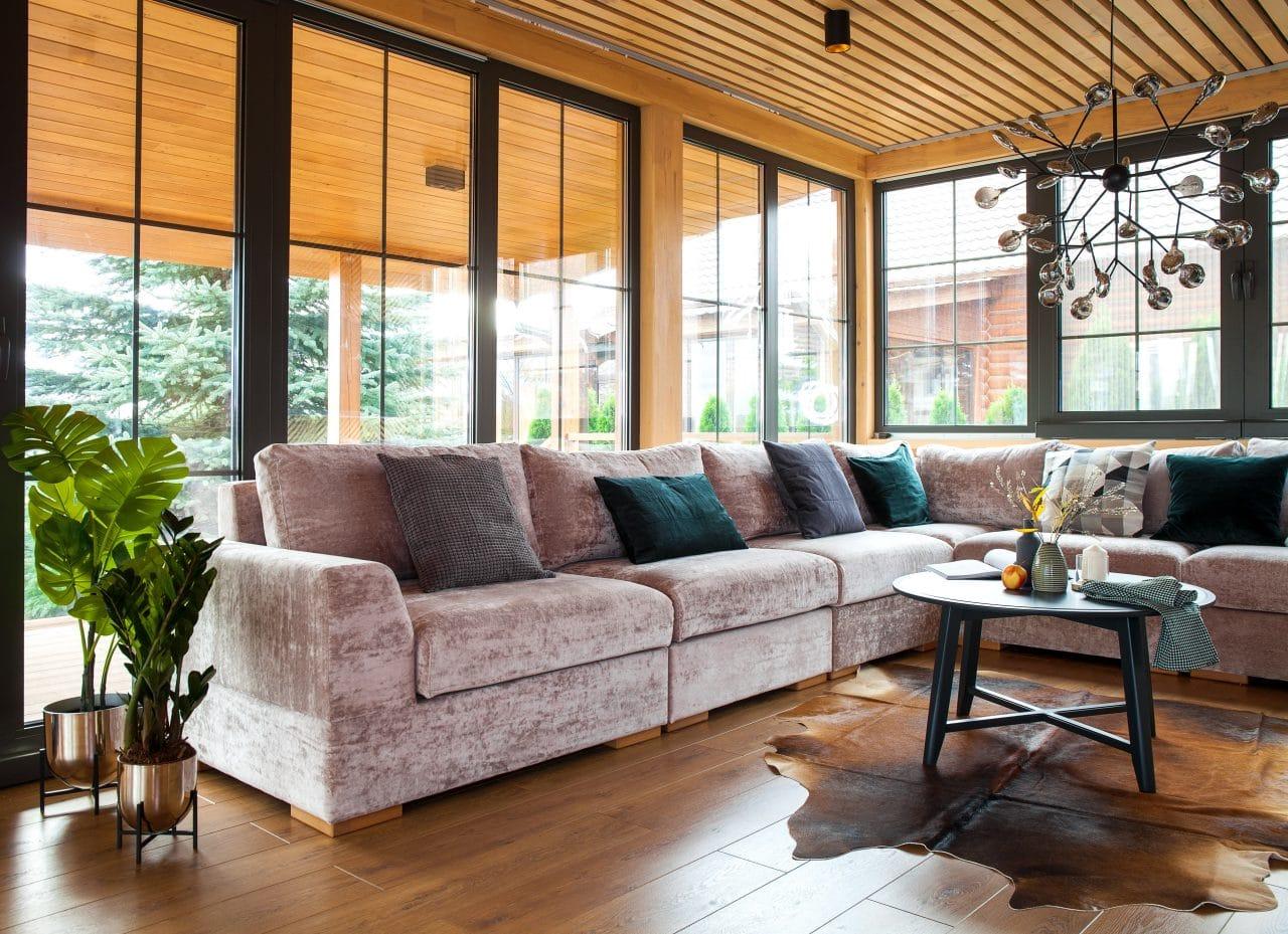 extension maison Bourgoin-Jallieu : veranda