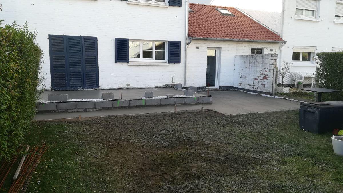 Extension de maison à Lambersart (59)