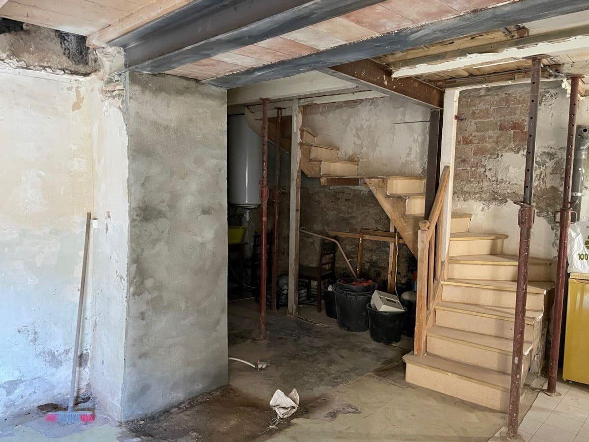 Création d'ouvertures dans une maison à Caunes-Minervois (11)