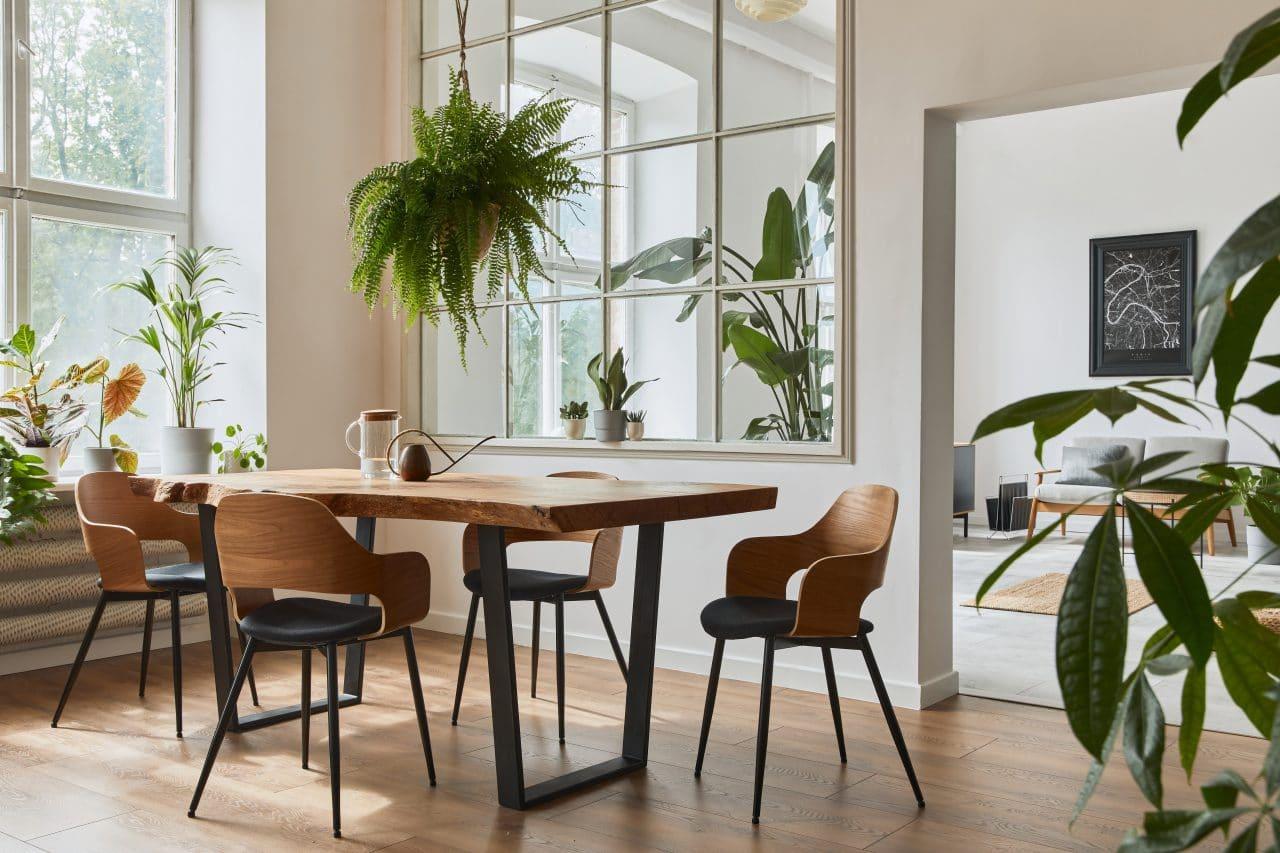 rénovation d'appartement à Brest - salle à manger par illiCO travaux