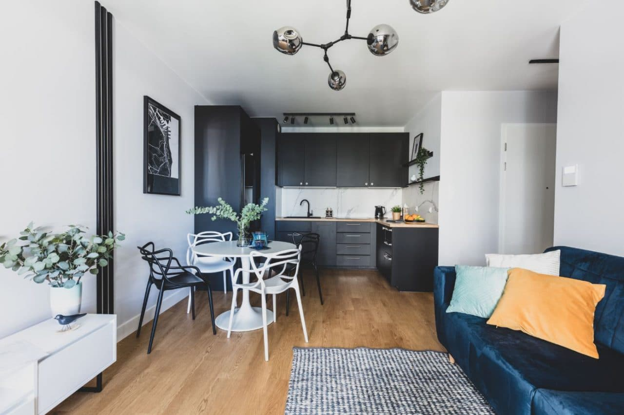 rénovation d'appartement à Brest - studio par illiCO travaux