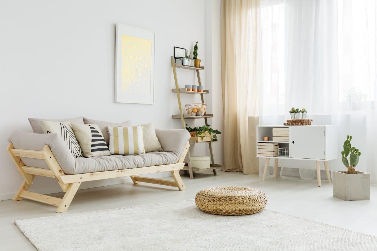 rénovation appartement à Grenoble - salon par illiCO travaux