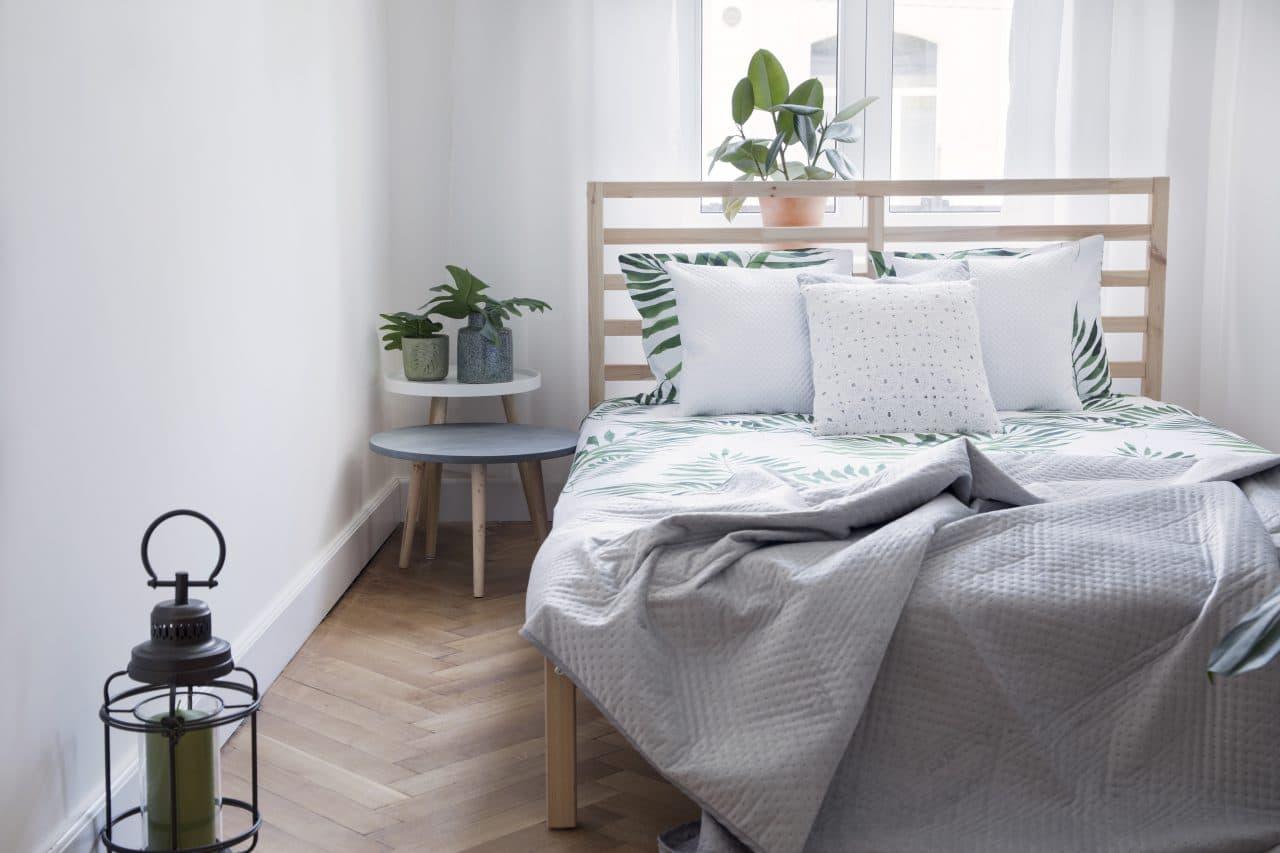 rénovation appartement Lorient - chambre par illiCO travaux Lorient