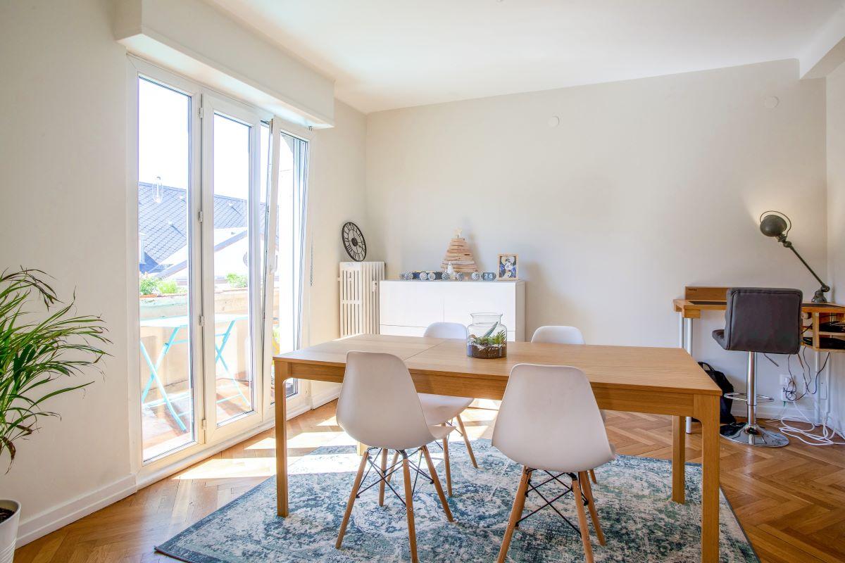 Rénovation d'un appartement en hyper centre de Strasbourg (67)