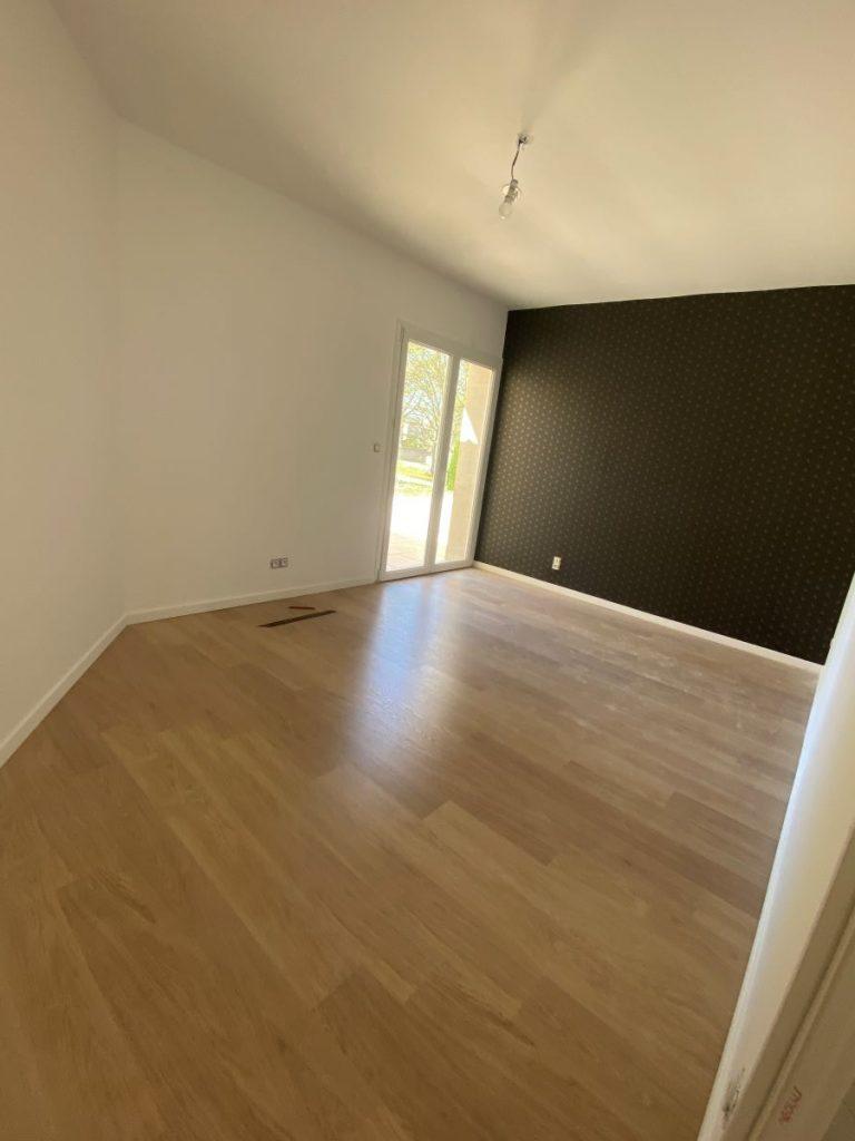 Rénovation d'un appartement à Salleboeuf (33)