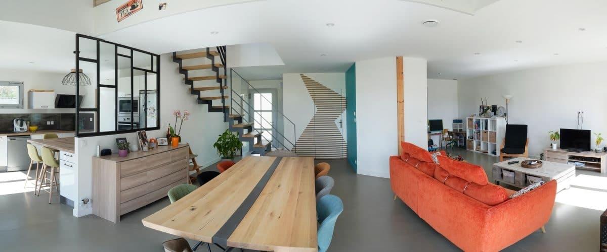 Rénovation complète d'une maison à Thouars (79)