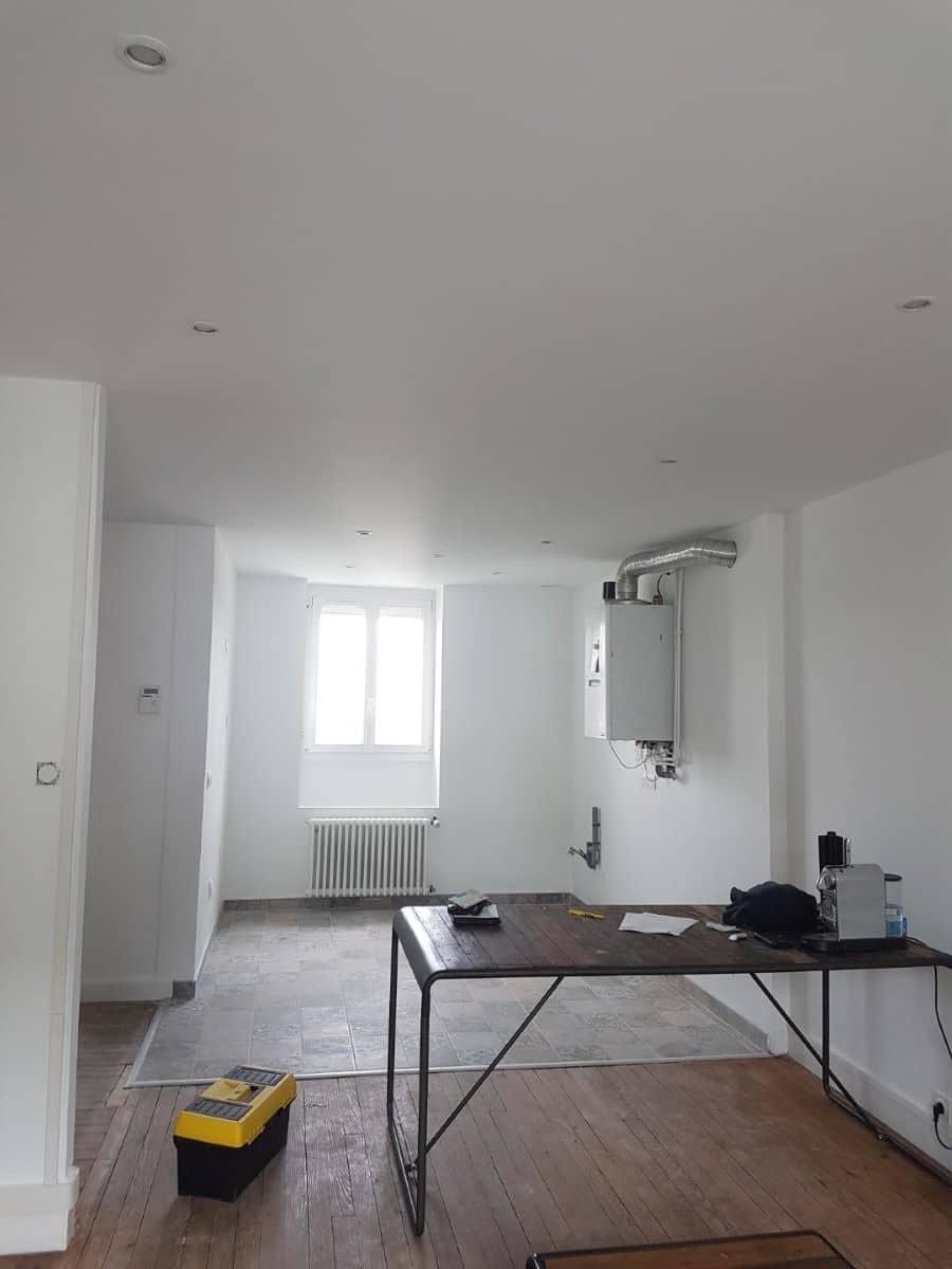 Rénovation d'une cuisine à Lorient (56)