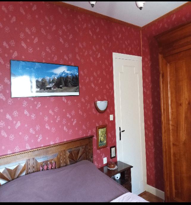 Chamabre avant travaux - rénovation intérieure d'une maison à Olivet dans le Loiret
