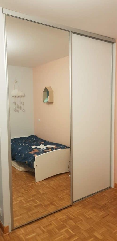 Création d'un placard - Rénovation d'une maison à Toulouse
